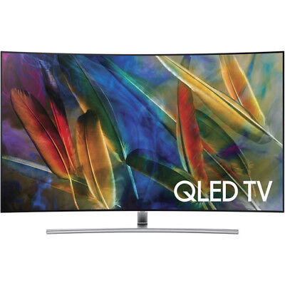 "Samsung 65"" Descent Q7C Curved 4K QLED Smart HDTV - QN65Q7CAMFXZA"