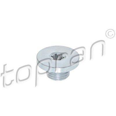 TOPRAN Original Verschlußschraube, Ölwanne - 205 110 - Opel Astra,Corsa,Zafira