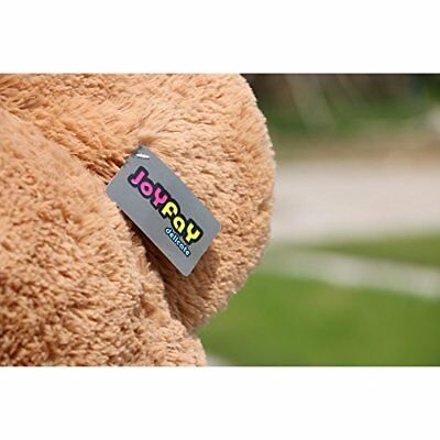 "Joyfay® 78""  6.5ft Giant Teddy Bear 200cm Brown Huge Plush Toy Valentines Gift"