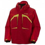 Mens Columbia Ski Jacket