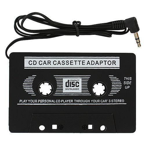 car audio cassette tape adapter ebay. Black Bedroom Furniture Sets. Home Design Ideas