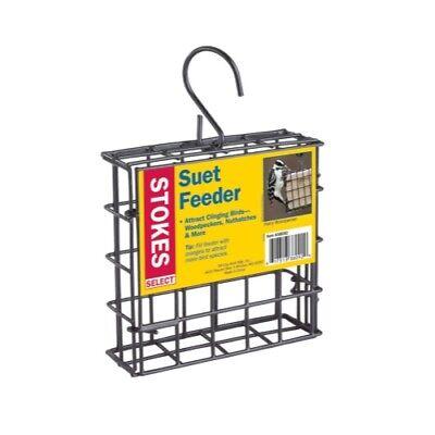 Stokes Select Suet Bird Feeder One Suet Capacity