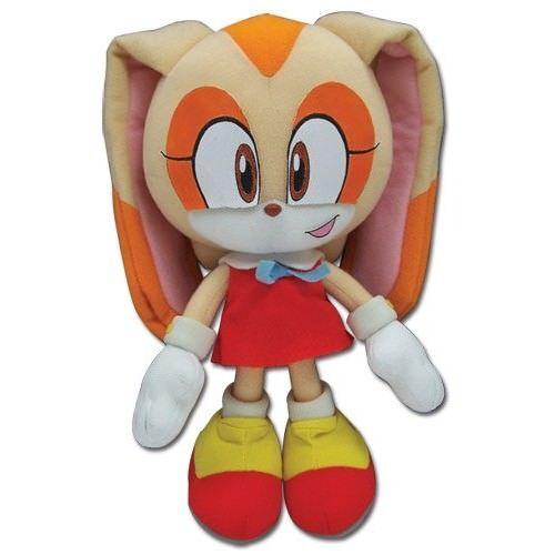 Sonic The Hedgehog Cream The Rabbit Plush