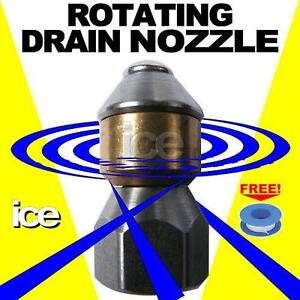 Drain Jetter Industrial Tools Ebay