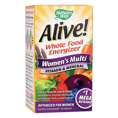 Natures Way Alive! Women