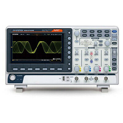 Instek Gds-2204e 200 Mhz 4-channel Digital Storage Oscilloscope