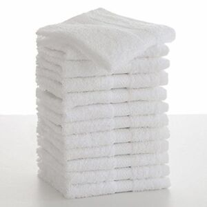 12-PACK SOFT WASHCLOTHS Premium Face Towels 13