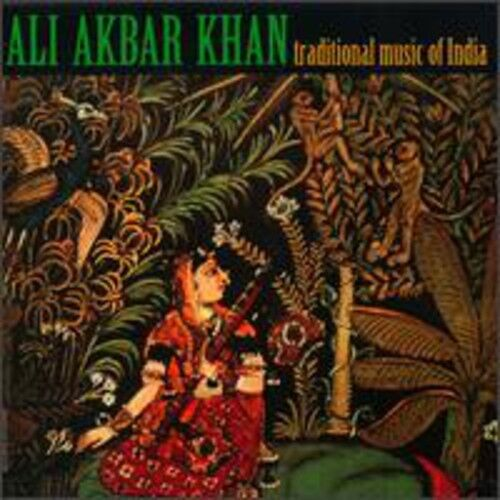 Ali Akbar Khan - Traditional Music of India [New CD]