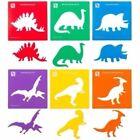 Dinosaurs Scrapbooking Templates & Stencils