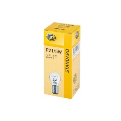 1 Glühlampe HELLA 8GD 002 078-121 STANDARD passend für ALFA ROMEO AUDI DAF FIAT