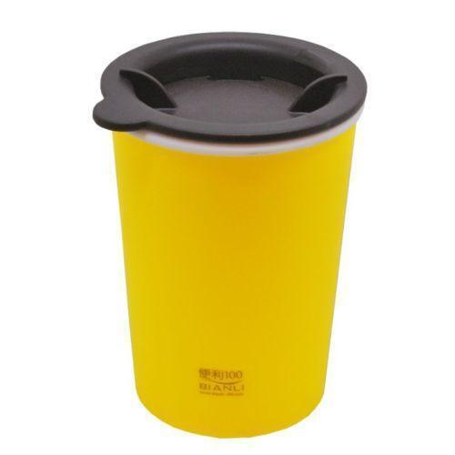 Plastic Insulated Coffee Mug Ebay