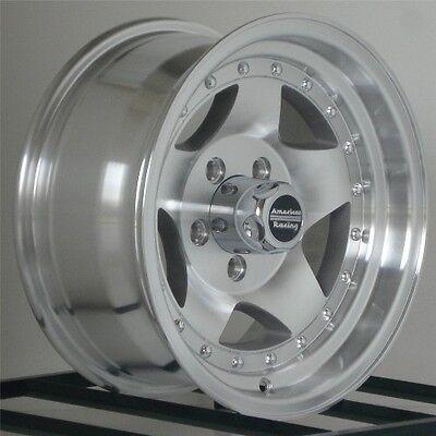 Used, 15 Inch Wheels Rims Chevy S10 Blazer 2WD El Camino Camaro Chevelle 5x4.75 5 Lug for sale  Fairfield