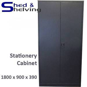Metal Lockable Stationery Cabinet Garage Office Tool Storage Bibra Lake Cockburn Area Preview