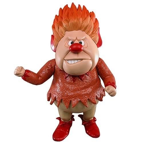 NECA Year Without Santa Claus Heat Miser Action Figure