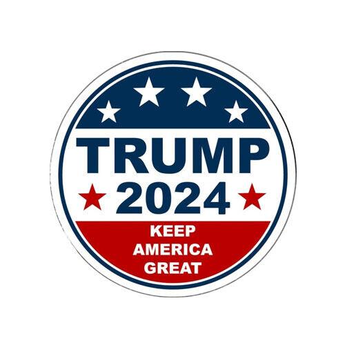 Donald Trump 2024 MAGA Keep America Great Golf Ball Marker US Flag Gift