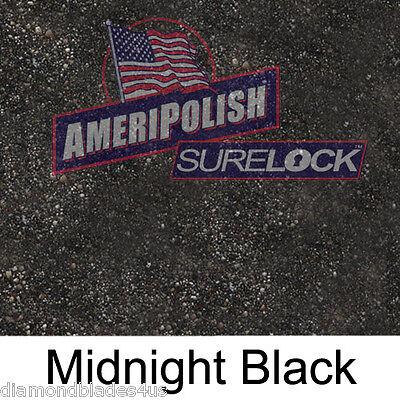 1 Gl. Midnight Concrete Color Dye For Cement Stain Ameripolish Surelock Color