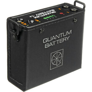 FS Quantum battery + MKZ3 cable for Canon, Nikon, Metz flashes