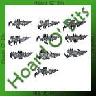 Raptors Warhammer 40K Miniatures Chaos Space Marines
