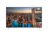 "Panasonic 40"" 4k ultraHD LED Tv Excellent Condition wi-fi Bargain"