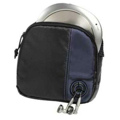 Hama CD-Player-Tasche für Discman und 3 CDs Mit Kabelausgang und Gürtelschlaufe ()