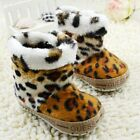 Faux Fur Baby Boots
