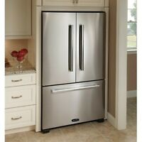 "Excellent Marvel/AGA 36"" Pro Counter Depth Fridge"