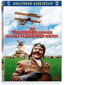 #Die tollkühnen Männer in ihren fliegenden Kisten -DVD-Gert Fröbe-NEU-OVP