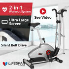Dual Action Magnetic Exercise Bikes