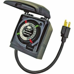 Intermatic HB35R Outdoor Electromechanical Timer