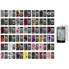 iPod Touch 4th Generation Hard Case Lot