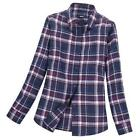 Womens Flannel Shirt Small