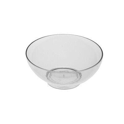 50 Fingerfood Schalen, rund, glasklar, 1120612, Einweggeschirr, Plastik, Einweg
