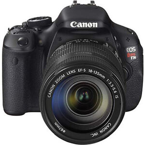 Canon - EOS Rebel T3i DSLR Camera with 18-55mm IS Lens