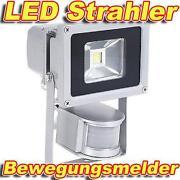 LED Wandstrahler mit Bewegungsmelder