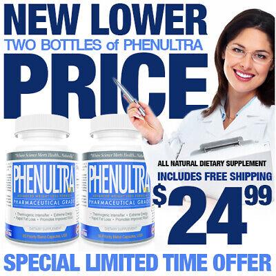 2 PhenUltra Safe 37.5 P Weight Loss Diet Pills That Work Well Best Adipex (Best Safe Diet Pills)