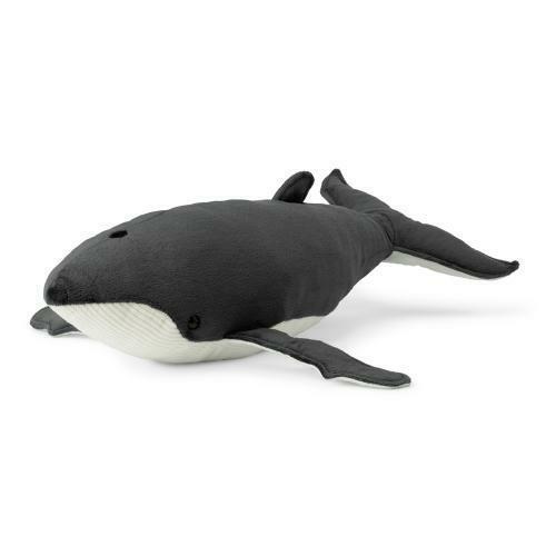 WWF Plüschtier Buckelwal (60cm) Kuscheltier Stofftier Wal Wassertier Weltmeere