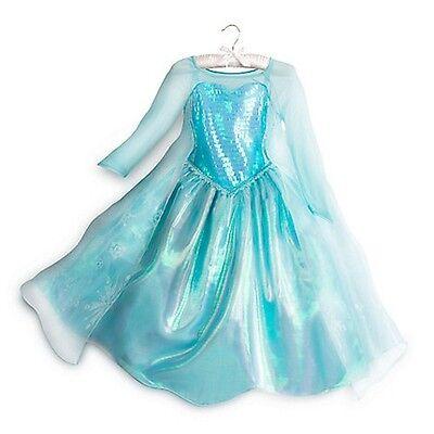 NWT Disney Store  Elsa Costume for Kids Size - Elsa Costume For Children