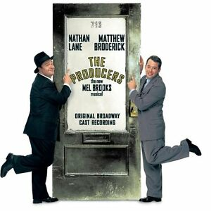 The Producers Soundtrack cd-Nathan Lane,Matthew Broderick