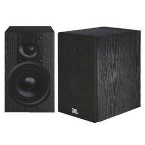 JBL Loft 30 100-Watt Bookshelf Speakers - Black - Pair DEMO UNIT