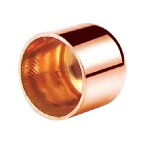 """1"""" inch Cap Copper Fitting"""