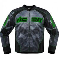 ICON OVERLORD REAVER JACKET/JAQUETTE MOTO OVERLORD REAVER