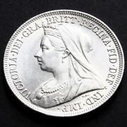 1900 Queen Victoria Coin