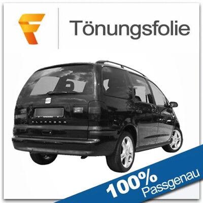 Heckscheibe Sonnenschutz Seat Alhambra 5-Türer BJ Blenden hinten 95-06