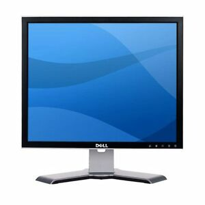 """Dell ACL LCD Model E177FPf 17"""" - Good working"""