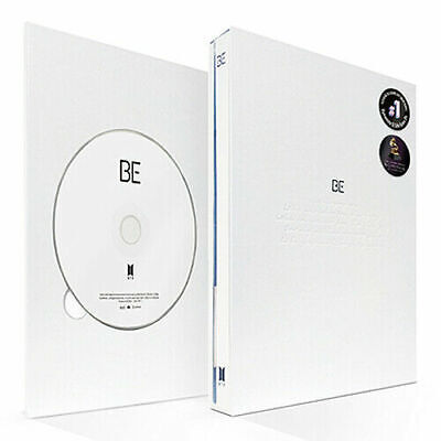 BTS [BE] Essential Edition Album CD+Photo Book+8ea Card+Poster+GIFT K-POP SEALED