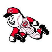 Cincinnati Reds Fabric