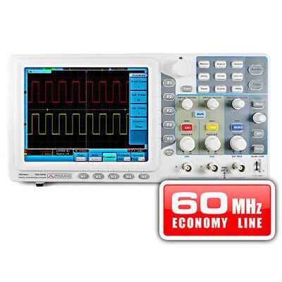 Promax Od-606 60 Mhz 500 Mss Digital Storage Oscilloscope