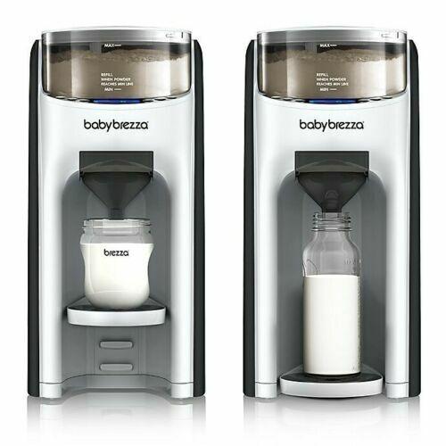 Baby Brezza Formula Pro Advanced Formula Dispenser Machine Mix Warm Formula used