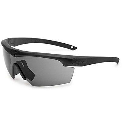 Ess Eyewear Tri-Tech Fadenkreuz 2 X Kit mit Rauch Grau Polykarbonat Linsen -