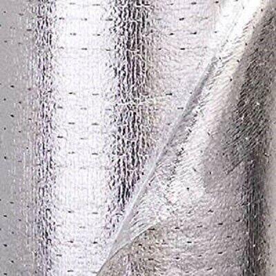 1000sqft 4x250 Reflective Foam Insulation Attic Barrier Housewrap 14 Perforated